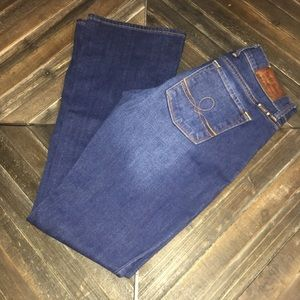 Lucky Brand Sofia Boot Jeans 4/27